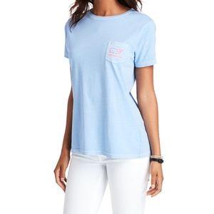 Vineyard Vines Blue Tee Shirt